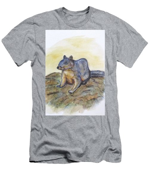 What Are You Looking At? Men's T-Shirt (Athletic Fit)
