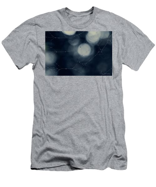 Men's T-Shirt (Athletic Fit) featuring the photograph What Remains by Gene Garnace