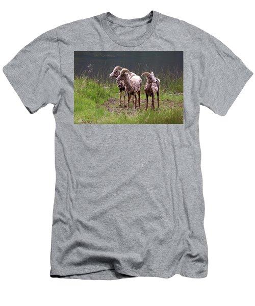 Whats Next Men's T-Shirt (Athletic Fit)