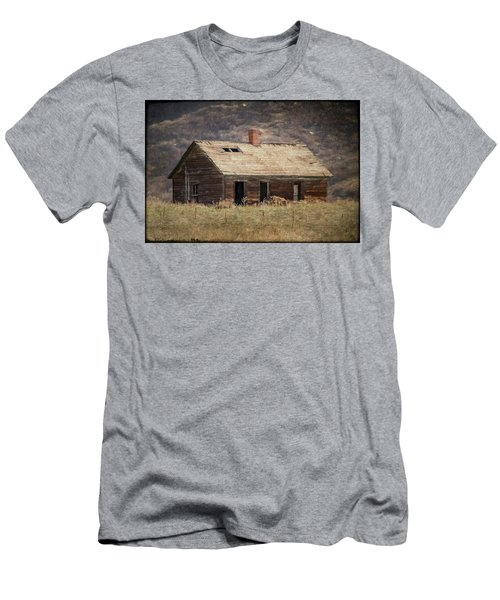 What's Your Story Old House? Men's T-Shirt (Athletic Fit)