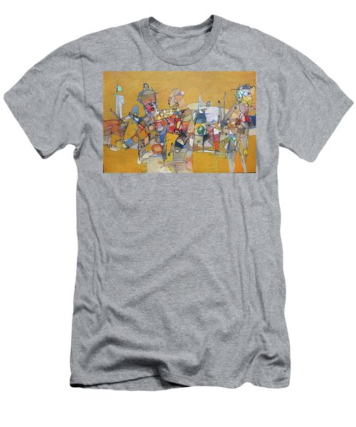 When Its Not Your War Men's T-Shirt (Athletic Fit)