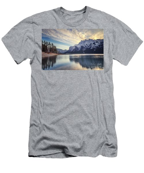When Nature Awakens Men's T-Shirt (Athletic Fit)