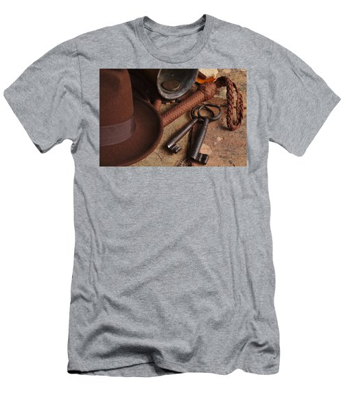 Where Is Indiana? Part 2 Men's T-Shirt (Athletic Fit)