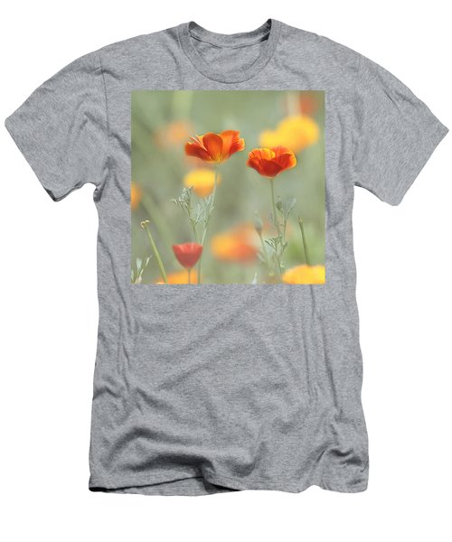 Whimsical Summer Men's T-Shirt (Athletic Fit)
