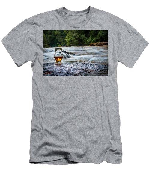 Whisky River Men's T-Shirt (Athletic Fit)
