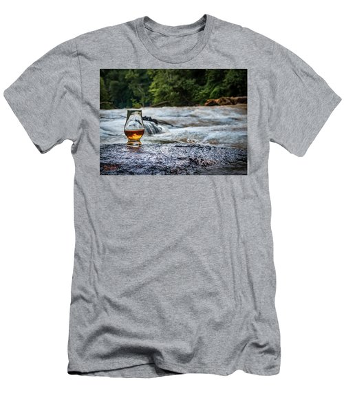 Whisky River Men's T-Shirt (Athletic Fit)