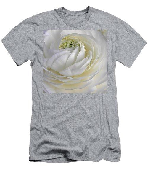 White As Snow Men's T-Shirt (Athletic Fit)