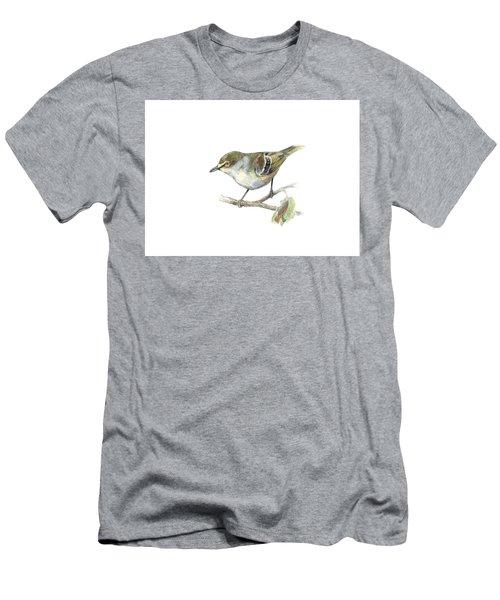 White-eyed Vireo Men's T-Shirt (Athletic Fit)