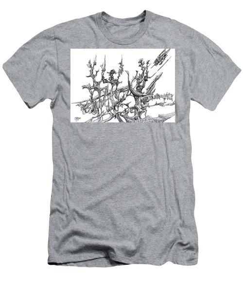 Whooshh Men's T-Shirt (Athletic Fit)