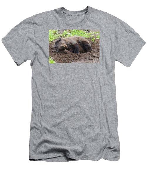 Whose Making Noise Men's T-Shirt (Athletic Fit)