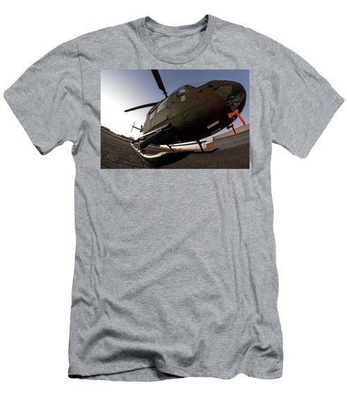 Men's T-Shirt (Slim Fit) featuring the photograph Wide by Paul Job