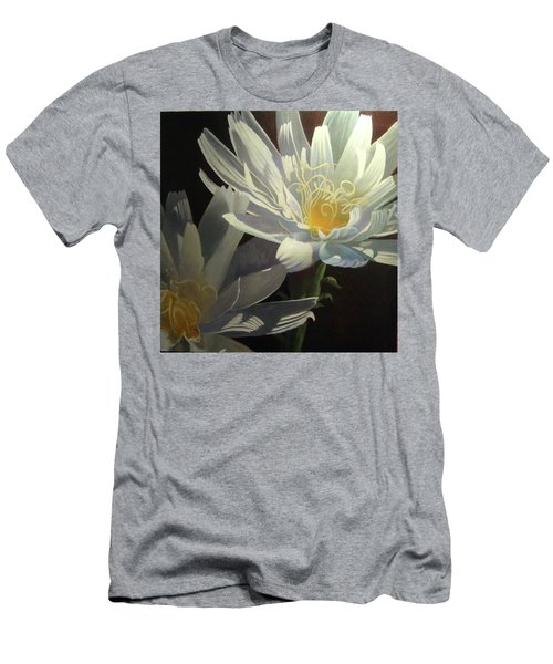 Wild Desert Chickory Men's T-Shirt (Athletic Fit)