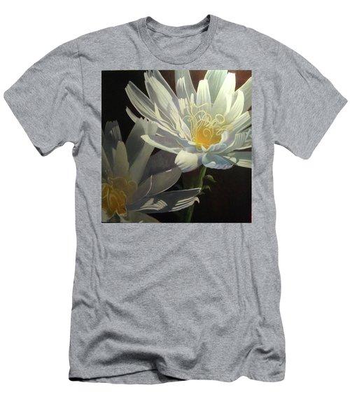 Wild Desert Chickory Men's T-Shirt (Athletic Fit)