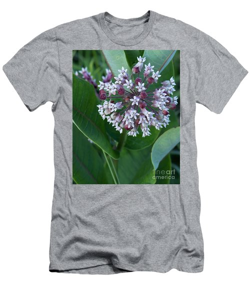 Wild Flower Star Burst Men's T-Shirt (Athletic Fit)
