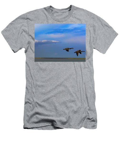 Wild Goose Chase Men's T-Shirt (Athletic Fit)