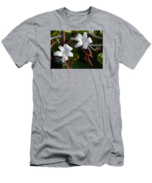 Wild Honeysuckle Men's T-Shirt (Slim Fit) by Kenneth Albin