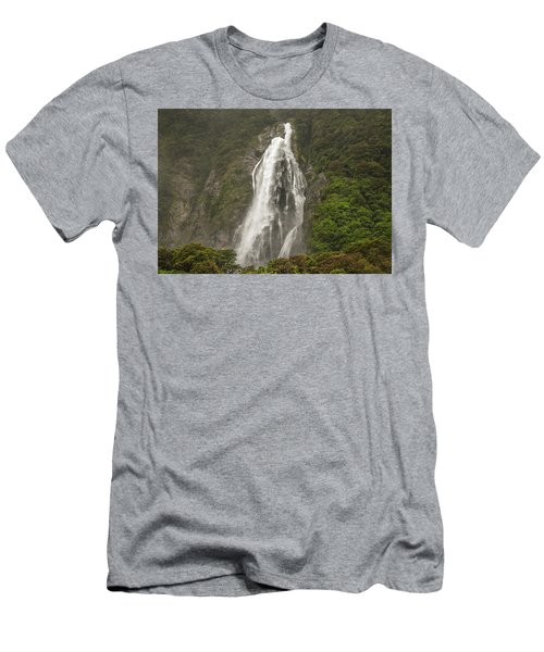 Wild New Zealand Men's T-Shirt (Athletic Fit)