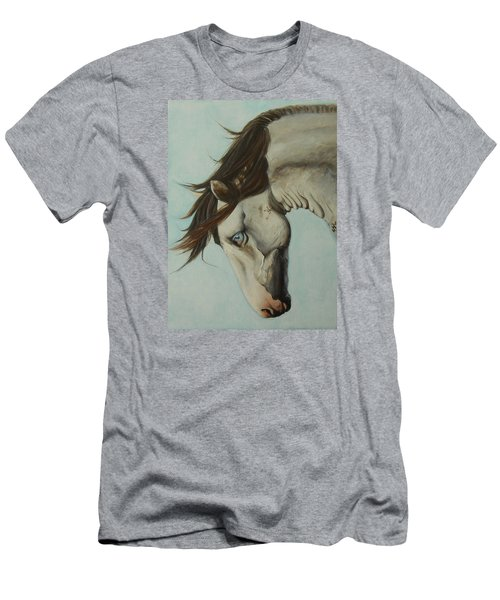 Wild Thing Men's T-Shirt (Slim Fit) by Jane See