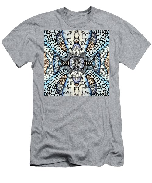Wild Thoughts Men's T-Shirt (Athletic Fit)