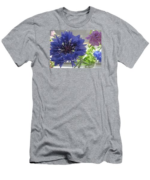 Wildflower Fluff Men's T-Shirt (Athletic Fit)