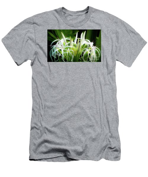 Wildflowers Of Hawaii Men's T-Shirt (Athletic Fit)
