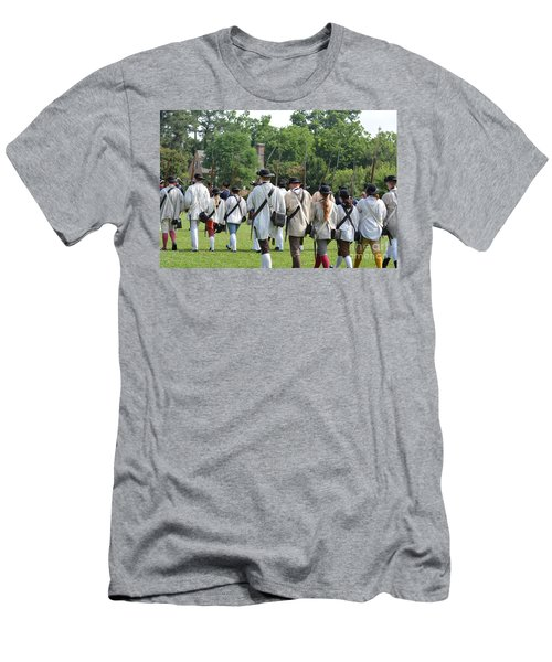 Williamsburg Men's T-Shirt (Athletic Fit)