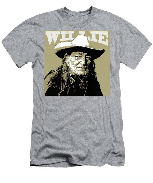 Willie Men's T-Shirt (Athletic Fit)