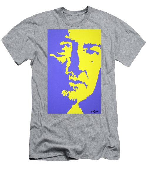 Willie Nelson In The Mirror Men's T-Shirt (Athletic Fit)