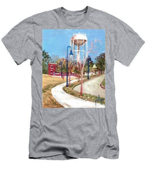 Willingham Park Men's T-Shirt (Slim Fit) by Jim Phillips
