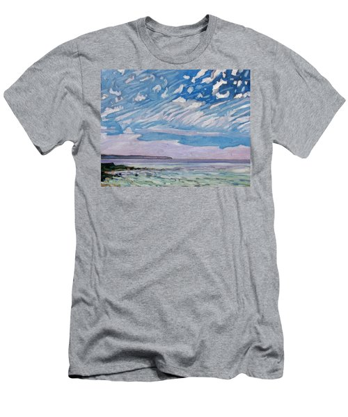 Wimpy Cold Front Men's T-Shirt (Athletic Fit)