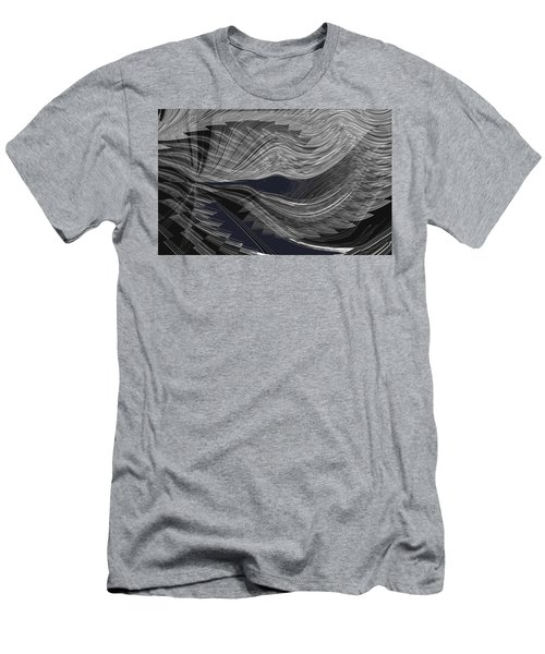Wind Whipped Men's T-Shirt (Athletic Fit)