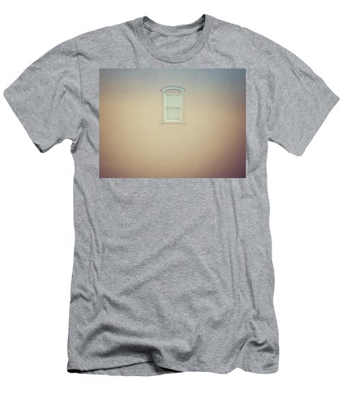 Window And Wall Men's T-Shirt (Athletic Fit)