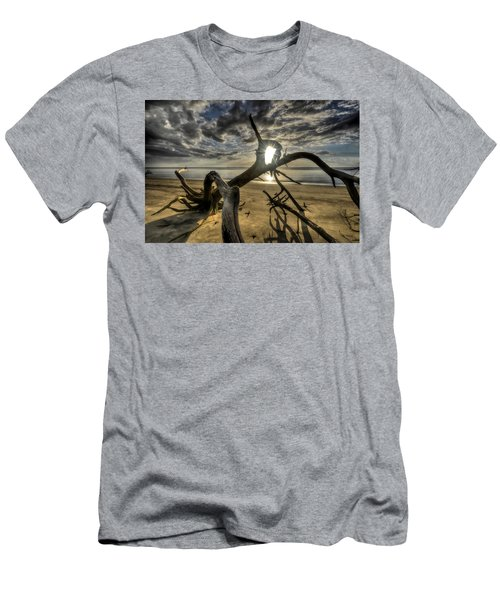 Window To The Sun Men's T-Shirt (Athletic Fit)