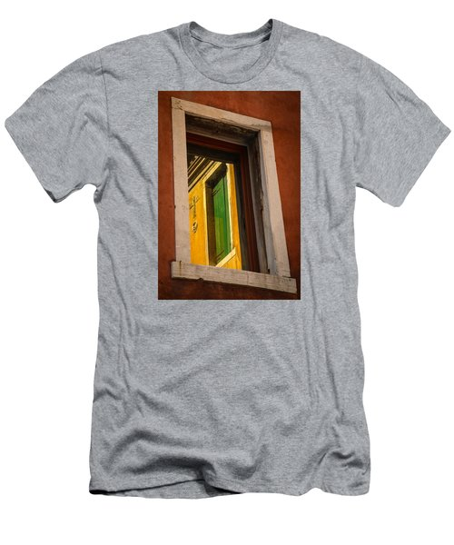 Window Window Men's T-Shirt (Athletic Fit)