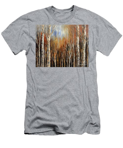 Winds Of Autumn Men's T-Shirt (Athletic Fit)