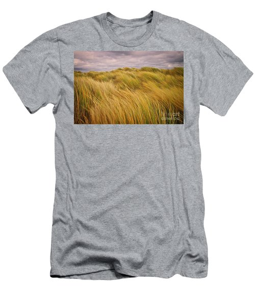 windswept Grasses Men's T-Shirt (Athletic Fit)
