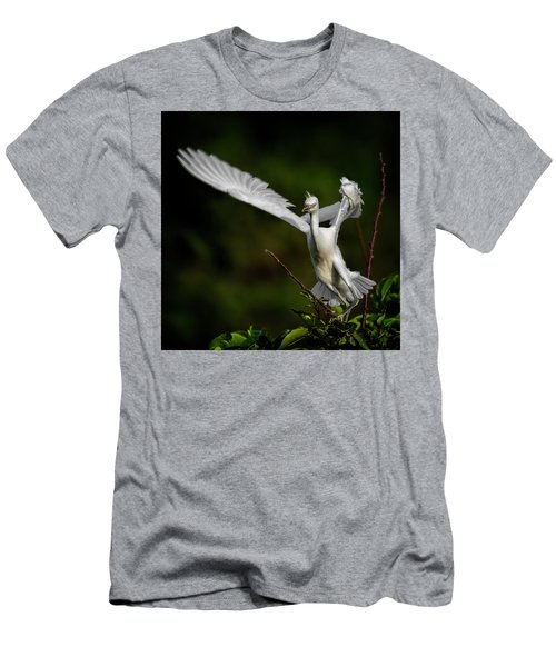 Winged Men's T-Shirt (Athletic Fit)