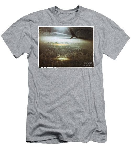 Winging It Men's T-Shirt (Slim Fit) by Jason Nicholas
