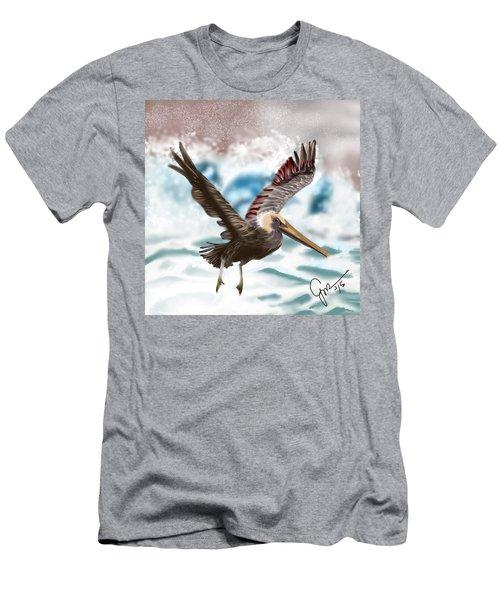 Wings IIi Men's T-Shirt (Athletic Fit)