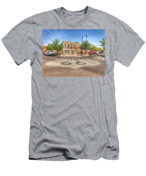 Winslow Arizona Men's T-Shirt (Athletic Fit)