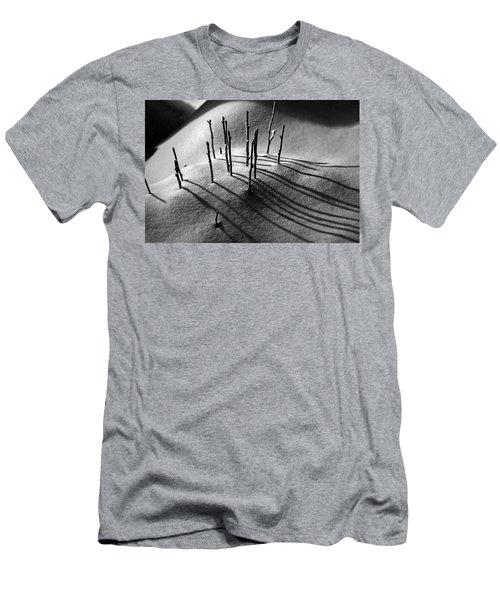 Winter 5 Men's T-Shirt (Slim Fit) by Alex Galkin