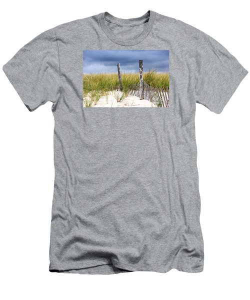 Men's T-Shirt (Slim Fit) featuring the photograph Who Knows How Long This Will Last by Dana DiPasquale
