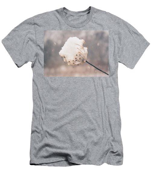 Winter Beauty Men's T-Shirt (Athletic Fit)
