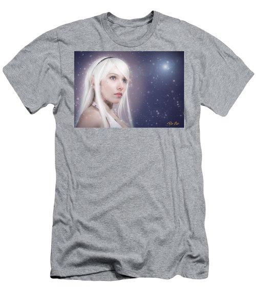 Winter Fae Men's T-Shirt (Athletic Fit)