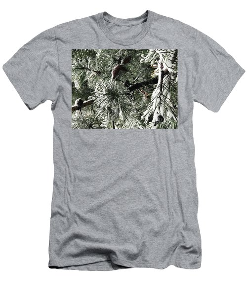 Winter Land  Men's T-Shirt (Athletic Fit)