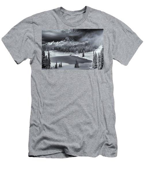Winter Majestic Men's T-Shirt (Athletic Fit)