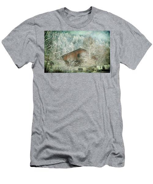 Winter Mood Men's T-Shirt (Athletic Fit)