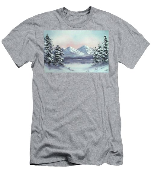 Winter - O18 Men's T-Shirt (Athletic Fit)