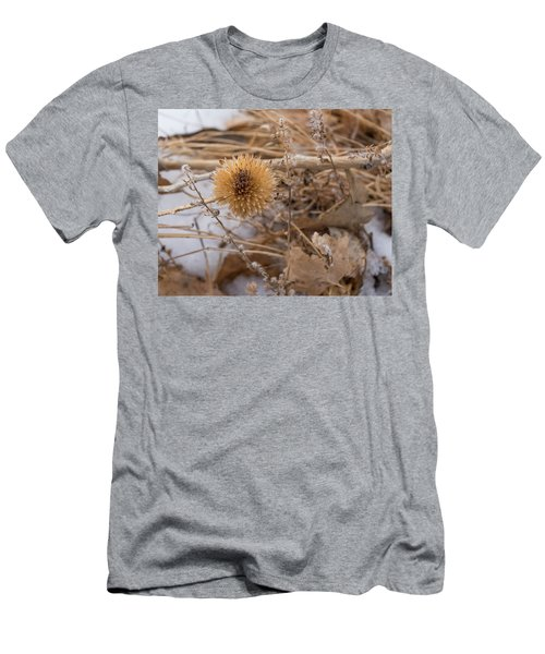 Winter On The Range Men's T-Shirt (Athletic Fit)