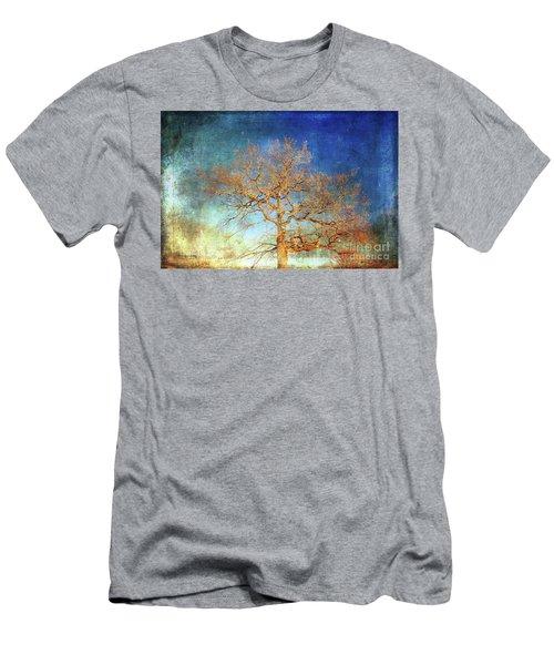 Winter Promise Men's T-Shirt (Athletic Fit)